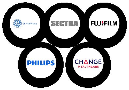 Imaging Logos Button